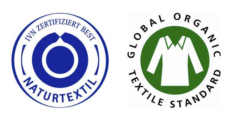 Naturtextil en GOTS: twee keurmerken voor biologische producten