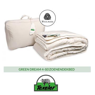 Afbeeldingen van de Texeler Green Dream
