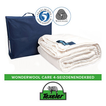 Texeler Wonderwool care dekbed