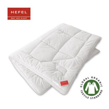 Hefel Bio-Wool dekbed