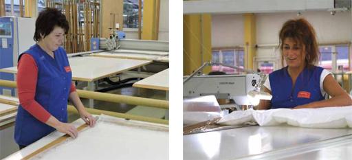 Hefel productieproces