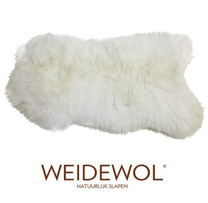 Weidewol lamsvacht wit #1