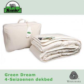 Texeler Green Dream dekbed