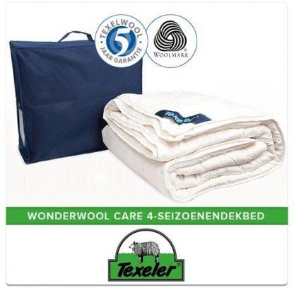 Texeler Wonderwool care dekbed