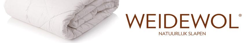 Banner van Weidewol